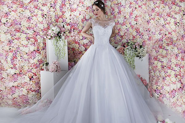 svatební šaty pro princeznu v Praze