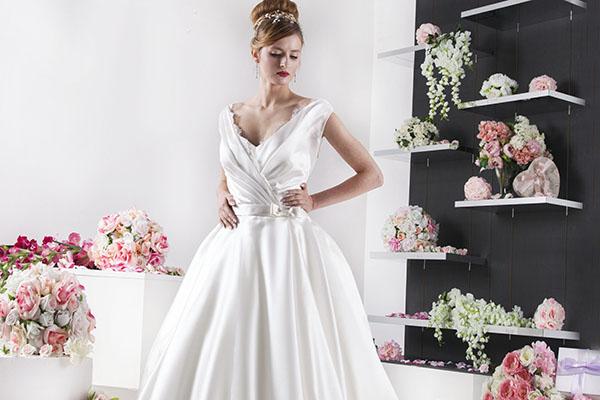 svatební šaty pro plnoštíhlé v Praze