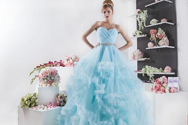 šaty na amturitní ples pro princeznu