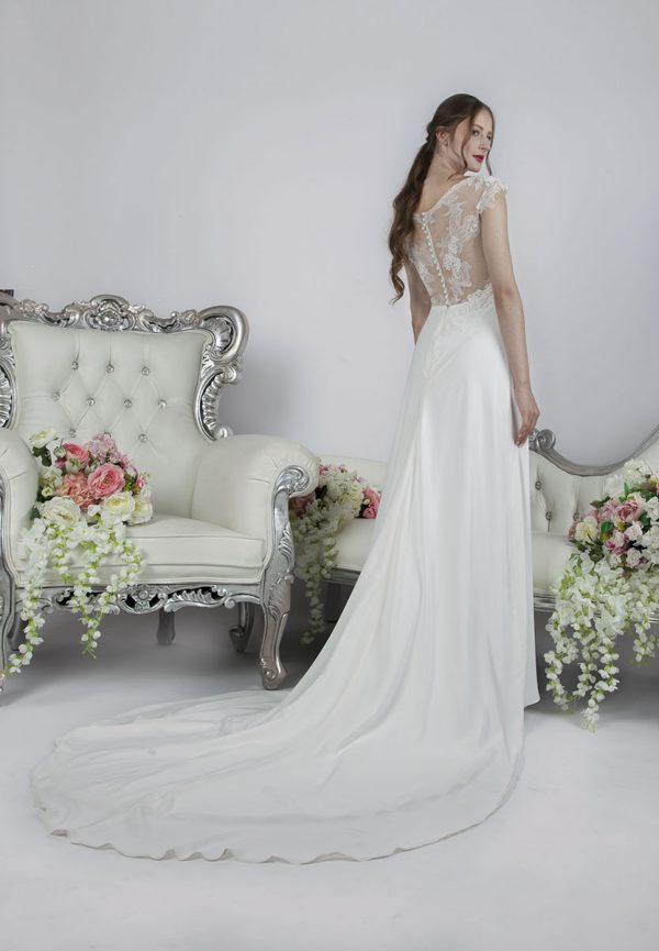 Prodej boho svatební šaty Praha