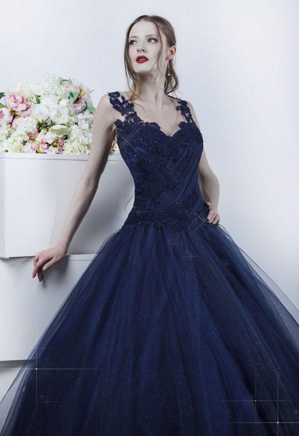 Elegantní šaty na ples velká velikost