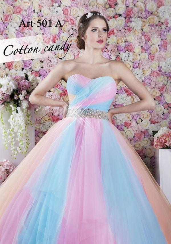 Maturitní šaty s krásným páskem