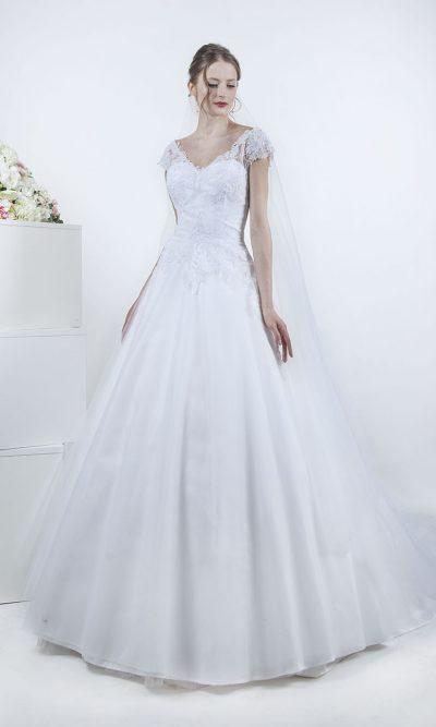 Svatební šaty pro nejkrásnější nevěstu