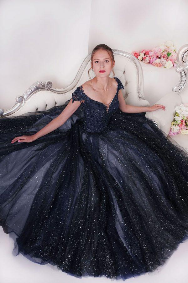 Luxusní maturitní šaty v Praze