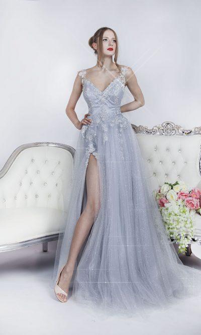 Společenské šaty velmi sexy stylu