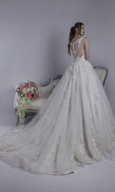 Svatební šaty na prodej nebo na půjčení