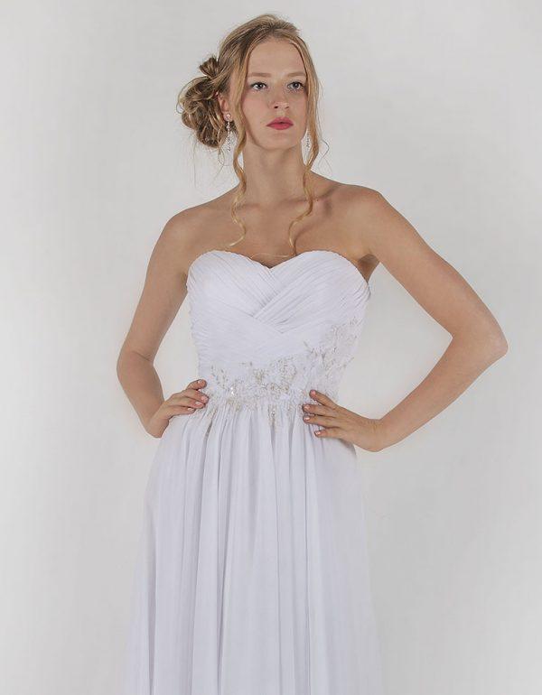 Výprodej levných svatebních šatů