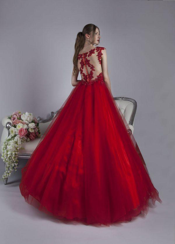 Maturitní šaty pro princeznovskou maturantku