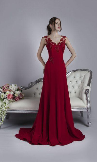 Originální a nadčasové společenské šaty pro maminku nevěsty