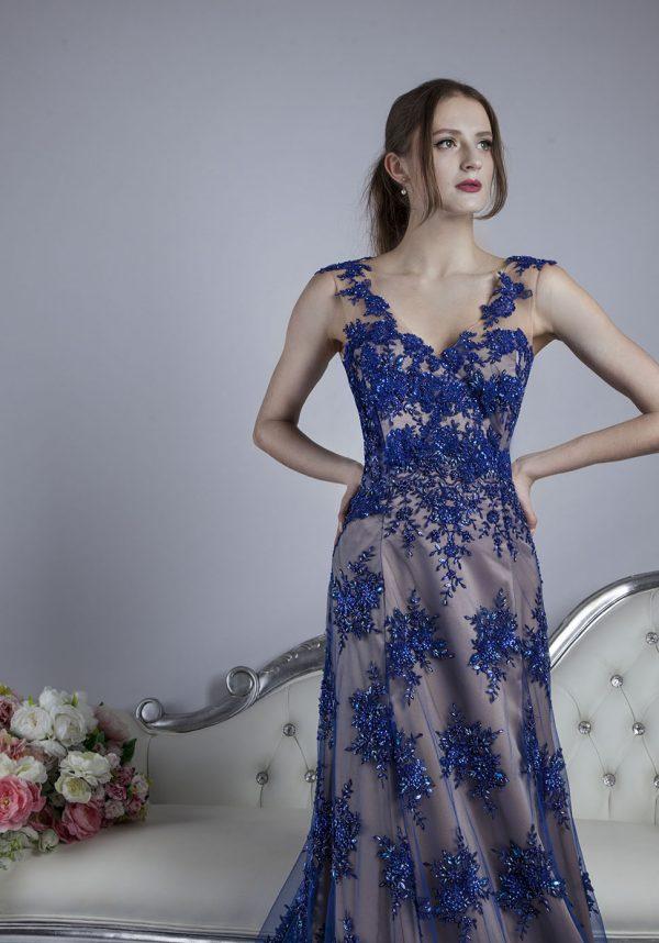 Elegantní večerní šaty na prodej nebo půjčení v Praze