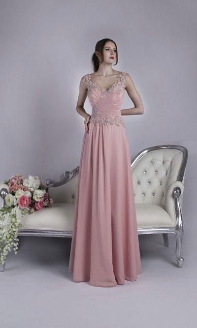 Společenské šaty pro družičku na svatbu Praha