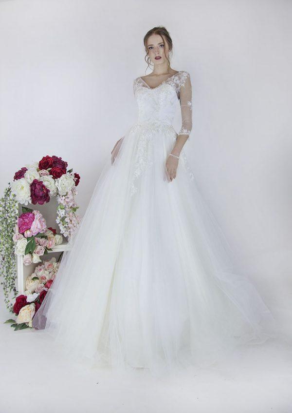 Svatební šaty luxusní značky
