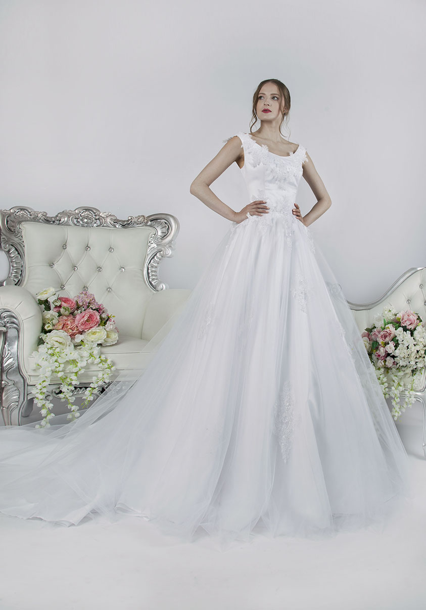 Svatební šaty nadčasového stylu