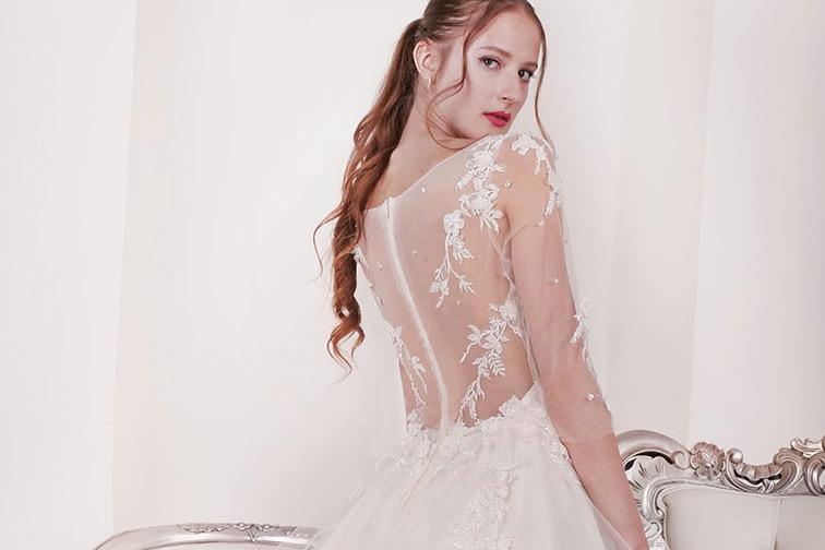 Proč si zvolit svatební šaty s rukávy?