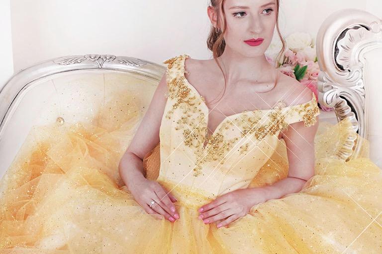 Maturantka maturitní šaty na půjčení