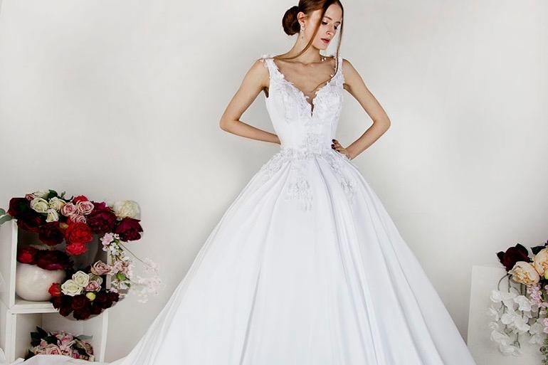 Exkluzivní šaty na míru od návrháře