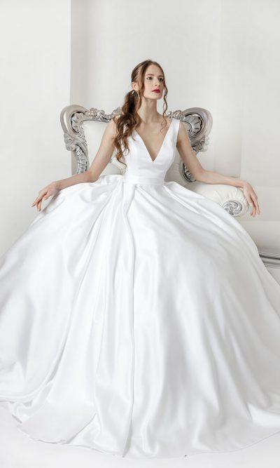 Půjčovna svatebních šatů v Praze