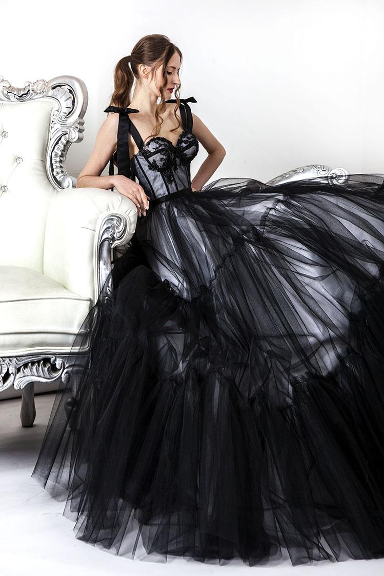 Plesové šaty pro luxusní ples