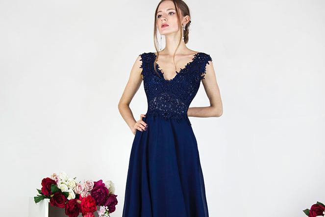 Společenské šaty na svatbu pro těhotné