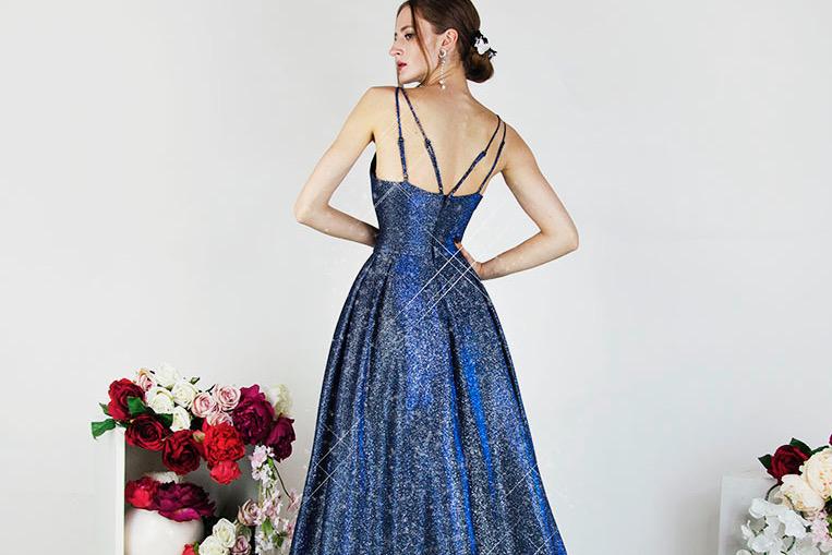 Matritní šaty na míru ateliér v Praze