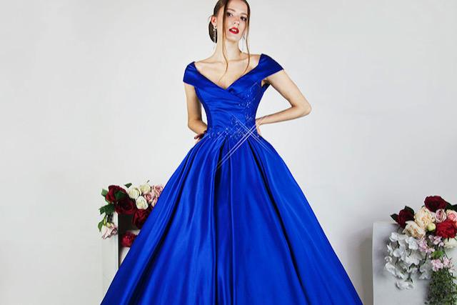 Plesové šaty nebo společenské šaty na ples