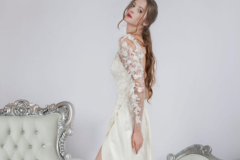 Nová kolekce 2022 svatebních šatů pro nevěsty