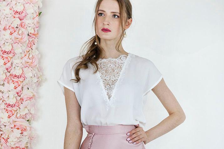 Společenské šaty na půjčení na svatbu 2022